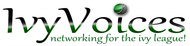Logo for Ivy Voices - Entry #165