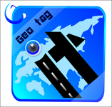 Android/iOS GPS/Photo tagging App Icon Logo - Entry #24