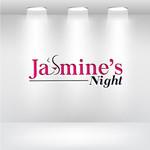 Jasmine's Night Logo - Entry #90