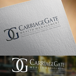Carriage Gate Wealth Management Logo - Entry #104