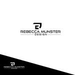 Rebecca Munster Designs (RMD) Logo - Entry #234