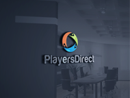 PlayersDirect Logo - Entry #8