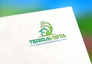 TerraVista Construction & Environmental Logo - Entry #79
