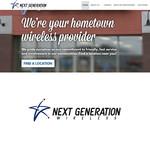 Next Generation Wireless Logo - Entry #195