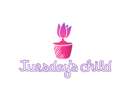 Tuesday's Child Logo - Entry #128