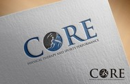 Core Physical Therapy and Sports Performance Logo - Entry #293