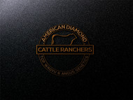 American Diamond Cattle Ranchers Logo - Entry #89