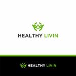 Healthy Livin Logo - Entry #260