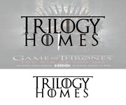 TRILOGY HOMES Logo - Entry #14