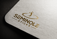 Seminole Sticks Logo - Entry #143