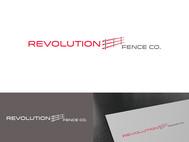Revolution Fence Co. Logo - Entry #276