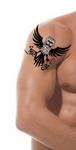 Shoulder Tattoo Logo - Entry #35