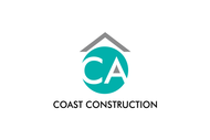 CA Coast Construction Logo - Entry #21
