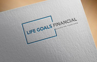 Life Goals Financial Logo - Entry #40