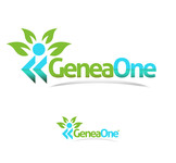 GeneaOne Logo - Entry #181