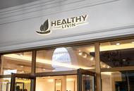 Healthy Livin Logo - Entry #400