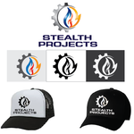 Stealth Projects Logo - Entry #112
