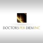 Doctors per Diem Inc Logo - Entry #11