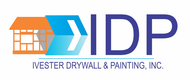 IVESTER DRYWALL & PAINTING, INC. Logo - Entry #95