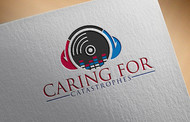 CARING FOR CATASTROPHES Logo - Entry #53