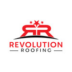 Revolution Roofing Logo - Entry #385