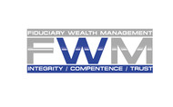 Fiduciary Wealth Management (FWM) Logo - Entry #17