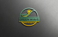 Green Wave Wealth Management Logo - Entry #118