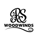 Woodwind repair business logo: R S Woodwinds, llc - Entry #119
