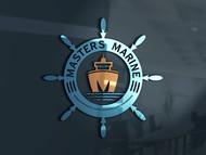 Masters Marine Logo - Entry #121