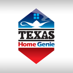 Texas Home Genie Logo - Entry #88
