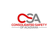 Consolidated Safety of Acadiana / Fire Extinguisher Sales & Service Logo - Entry #137