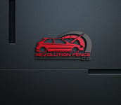 Revolution Fence Co. Logo - Entry #329