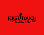 First Touch Travel Management Logo - Entry #19
