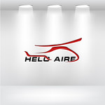 Helo Aire Logo - Entry #153