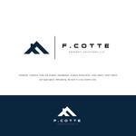 F. Cotte Property Solutions, LLC Logo - Entry #13