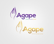 Agape Logo - Entry #254