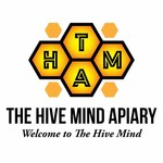 The Hive Mind Apiary Logo - Entry #154