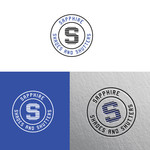 Sapphire Shades and Shutters Logo - Entry #130