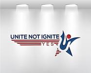 Unite not Ignite Logo - Entry #177