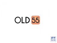 """""""OLD 55"""" - mid-century vintage furniture and wares store Logo - Entry #30"""