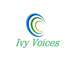 Logo for Ivy Voices - Entry #156