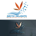 Arctic Delights Logo - Entry #98