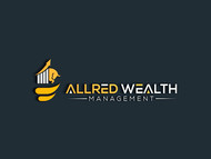 ALLRED WEALTH MANAGEMENT Logo - Entry #771