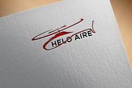 Helo Aire Logo - Entry #163