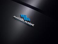 Masters Marine Logo - Entry #92