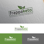 Frappaketo or frappaKeto or frappaketo uppercase or lowercase variations Logo - Entry #66