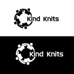 Kind Knits Logo - Entry #111