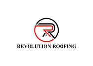 Revolution Roofing Logo - Entry #604