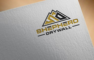 Shepherd Drywall Logo - Entry #373