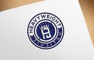Heavyweight Jiujitsu Logo - Entry #30